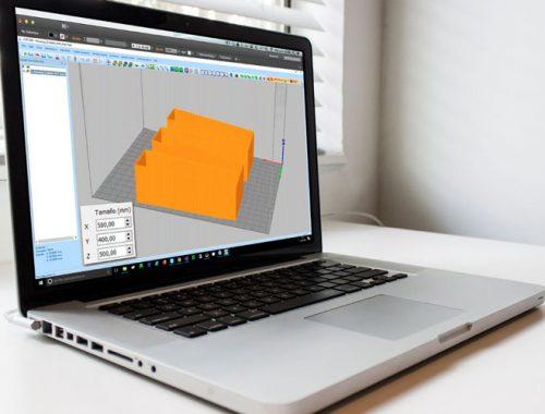 software de impresión 3D